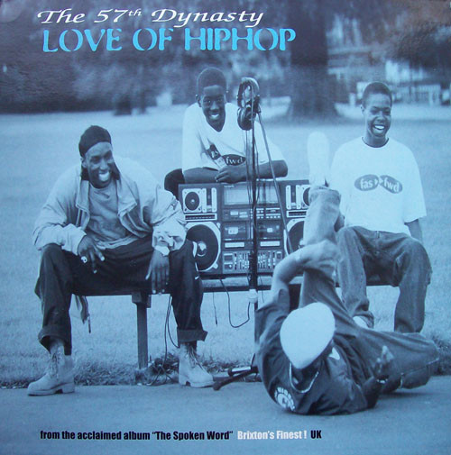 BRITHOPTV: [Old Skool Track Of The Day] 57th Dynasty (@57th Dynasty) - ' The Love Of Hip-Hop' [1999] | #UKRap #UKHipHop