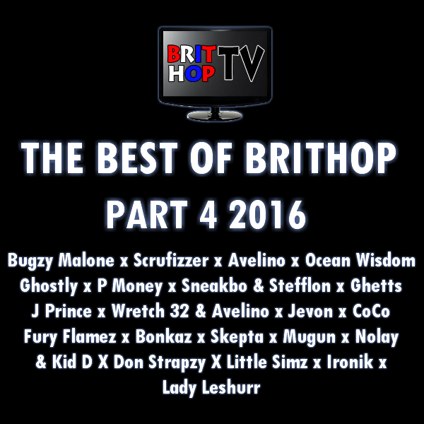 BRITHOPTV: [Podcast] Best Of BritHop: April 2016 | #Grime #UKHipHop #Podcast