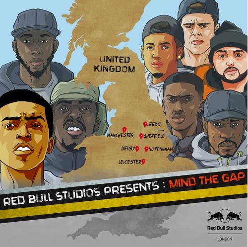 BRITHOPTV: [New Release] Eyez (@Eyez_UK) x Red Bull Studios (@RBStudiosLDN) - 'Mind The Gap' Mixtape OUT NOW! [Rel. 30/05/16] | #Grime