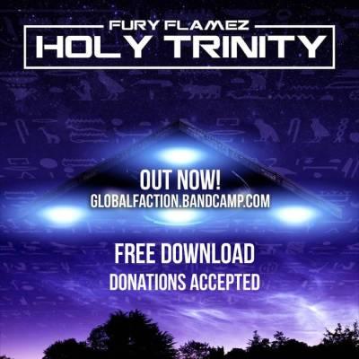 BRITHOPTV: [New Release] Fury Flamez (@FuryHernandez) - 'Holy Trinity' .E.P. OUT NOW! [Rel. 02/05/16] | #UKRap #UKHipHop