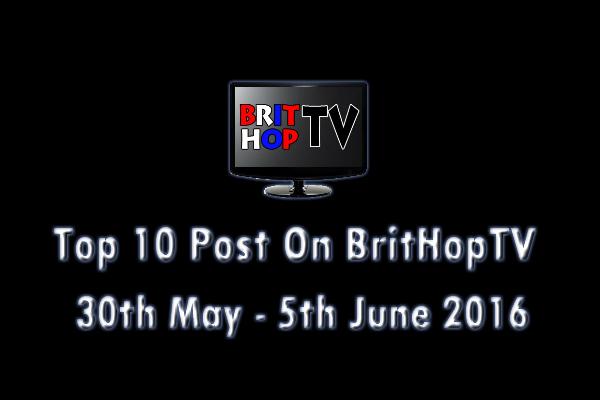 BHTV Top 10 header 30th May - 5th June 2016