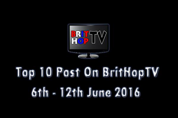 BHTV Top 10 header 6th - 12th June 2016