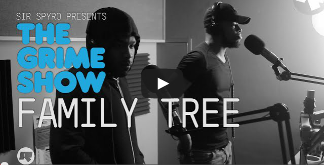 BRITHOPTV- [Video Set] Family Tree (@OfficialFTMusic) on, The #GrimeShow [@RinseFM] I #Grime