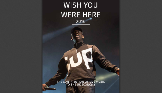 BRITHOPTV: [News] Skepta (@Skepta) Graces The Cover of 'Wish You Were Here' Live Music Report   #Grime #MusicNews