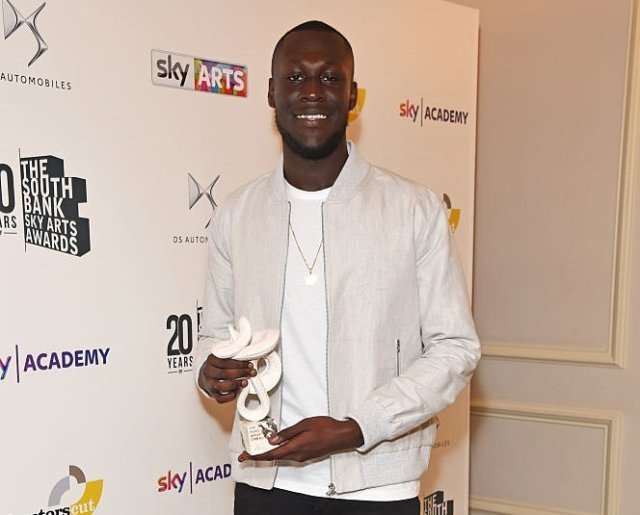 BRITHOPTV: [News] Stormzy (@Stormzy1) Wins The South Bank Times Breakthrough Award | #Grime #MusicNews