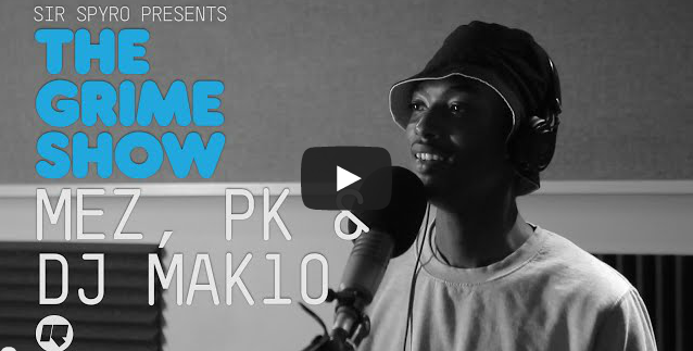 BRITHOPTV- [Video Set] Mez (@UncleMezs) & PK (@RealPK) on Sir Spyro's (@SirSpyro) The #GrimeShow [@RinseFM] I #Grime