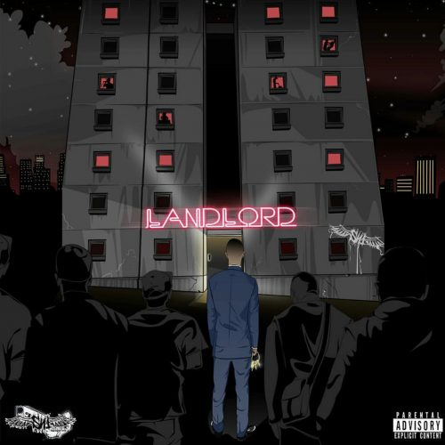 BRITHOPTV: [News] Giggs (@OfficialGiggs) - 'LandLord' Album Tracklist Released | #UKRap #UKHipHop #MusicNews