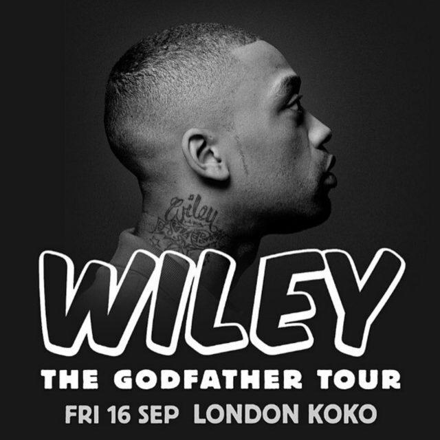 BRITHOPTV: [News/Event] Wiley (@WileyUpdates) - 'The Godfather Tour' (UK) Friday, September 16, 2016, KOKO, London | #Grime