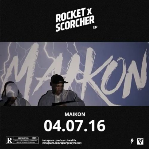 BRITHOPTV: [New Realese] Rocket (@SplurgeBoys) x Scorcher (@ScorchersLife) – 'Maikon' Single [Rel.04/07/16] | #Grime #UKRap