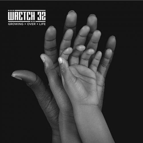 BRITHOPTV: [News] Wretch 32 (@Wretch32) - 'Growing Over Life'' Artwork And Visual Sampler Released | #UKRap #UKHipHop #MusicNews