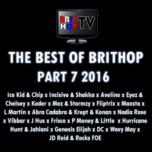 BRITHOPTV: [Podcast] Best Of BritHop: Part 7 2016 | #Grime #UKHipHop #Podcast
