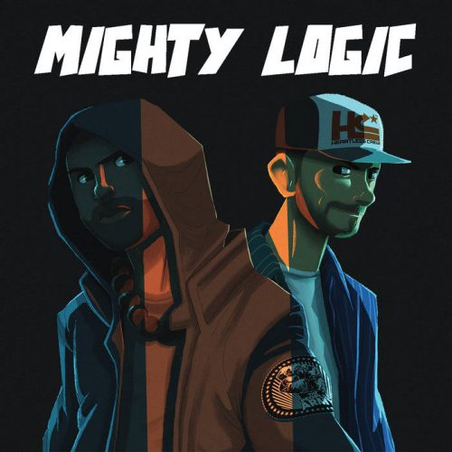 BRITHOPTV: [New Release] Mighty Moe (@MightyMoe) & Logic (@LogicArmy) - 'Mighty Logic' Album OUT NOW! [Rel. 01/07/16] | #UKRap #UKHipHop