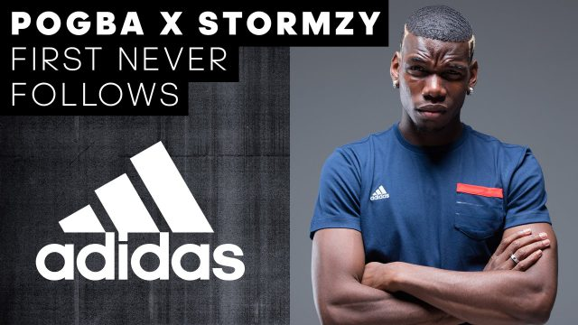 BRITHOPTV: [News] Stormzy (@Stormzy1) & Paul Pogba (@PaulPogba) Link Up For Adidas (@AdidasUk) Promo   #News #Grime #Football