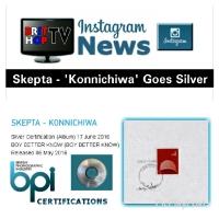 [News] Skepta (@Skepta) – 'Konnichiwa' Goes Silver | #Grime Music #MusicNews