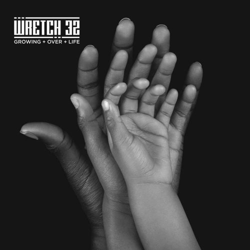 BRITHOPTV: [New Release] Wretch 32 (@Wretch32) - 'Growing Over Life' Album OUT NOW! [Rel. 02/09/16] | #UKRap #UKHipHop