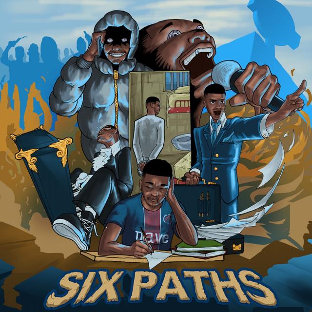 BRITHOPTV: [New Release] Dave (@Santandave1) - 'Six Paths' E.P. OUT NOW! [Rel. 30/09/16] | #UKRap #Grime