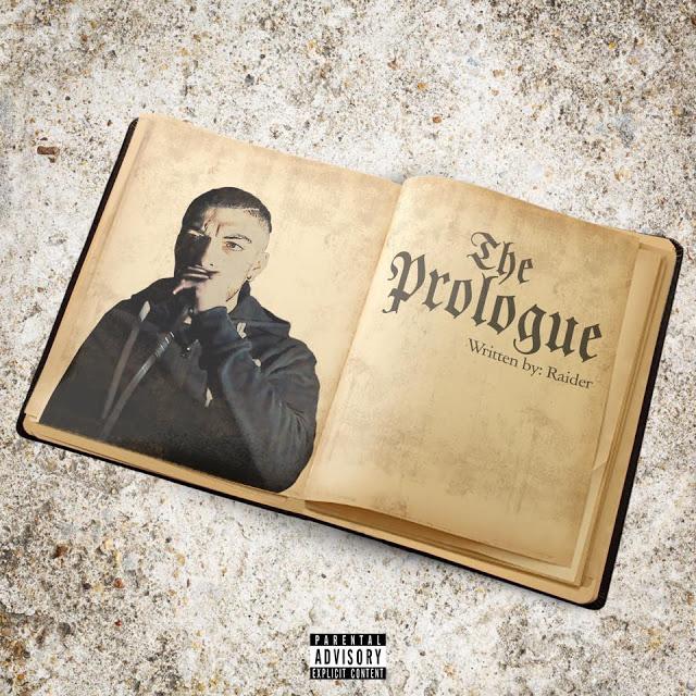 BRITHOPTV: [New Release] Raider (@RaiderStayFresh) - 'The Prologue' Album OUT NOW! [Rel. 26/10/16] #Wolverhampton | #Grime #UKRap
