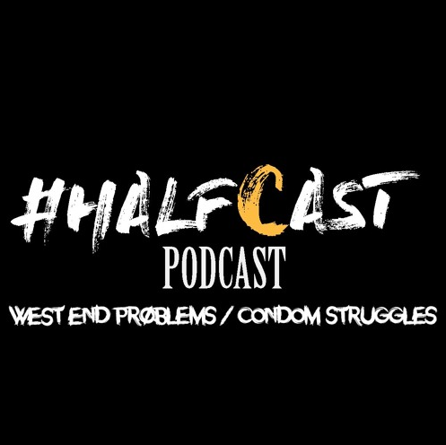 BRITHOPTV: [Podcast] ChuckieOnline (@ChuckieOnline) & Poet (@PoetsCornerUK) - #HALFCASTPODCAST: 'West End Problems / Condom Struggles' | #Relationships #Sex #Racism