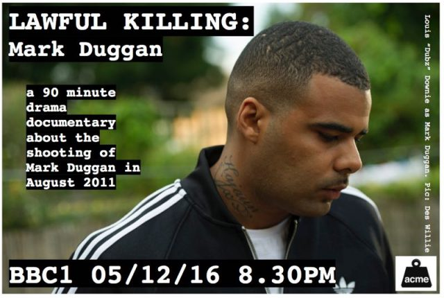 BRITHOPTV: [News] UK rapper Dubz Plays  Mark Duggan in Lawful Killing  Documentary To Air On Monday, December 5, 8:30pm on BBC One |  #Documentary #Justice