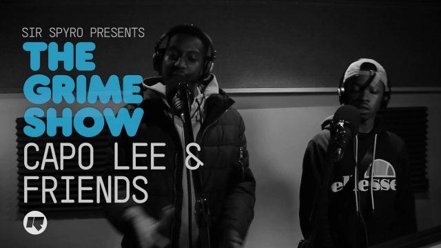 BRITHOPTV: [Video Set] Capo Lee (@CapoLee100), Lyrical Strally (@Lyrical_Strally), PK (@Real_PK), Saint P (@IamSaintP), Nico Lindsay (@NicoLindsay) & ETS. on Sir Spyro's (@SirSpyro) The #GrimeShow [@RinseFM] | #Grime
