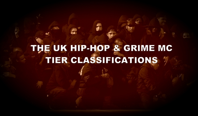 BRITHOPTV: [Article] UK Hip-Hop & Grime MC Tier Classifcations: | #Grime #UKHipHop