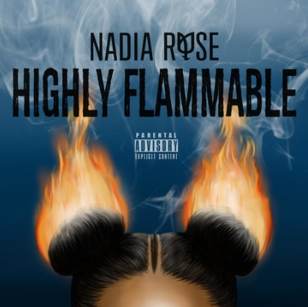 BRITHOPTV: [New Release] Nadia Rose (@NadiaRoseMusic) - 'Highly Flammable' E.P. OUT NOW! [Rel. 13/01/17] | #UKRap #UKHipHop