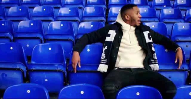 BRITHOPTV: [News] Scorcher (@ScorchersLife) Pens Tottenham Hotspur Rap To Coincide FA Cup Match | #MusicNews #Grime #FACup