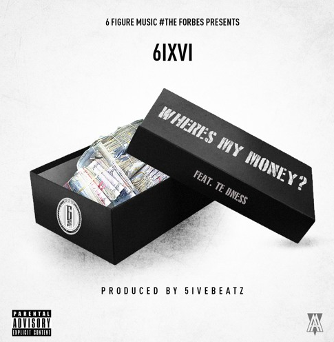BRITHOPTV: [New Music] 6IXVI (@6ixvi) - 'Where's My Money? Ft. TE dness (@TE_dness)' (Prod. @5ivebeatz)' | #UKRap #UKHipHop
