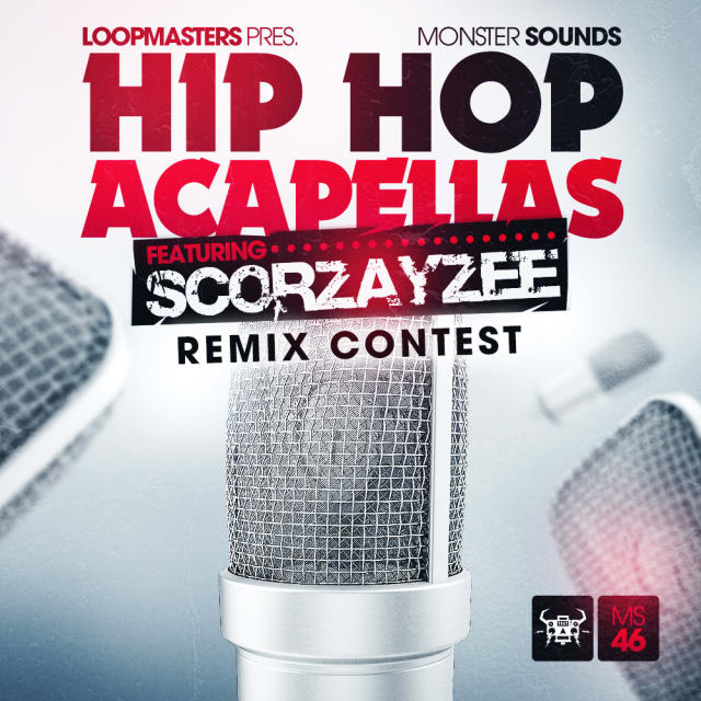 BRITHOPTV: [News] Scorzayzee launches Hip-Hop Accapella Producer Remix Competetion With Splice Sounds | #UKHipHop #Producers