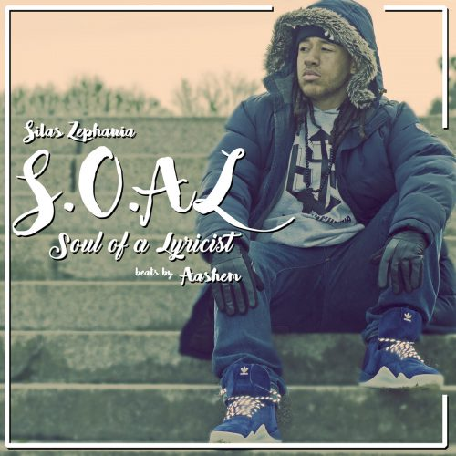 BRITHOPTV: [New Release] Silas Zepahania (@Silas Zepahania) - 'The Soul Of A Lyricist' E.P. OUT NOW! [Rel. 05/03/17] | #UKRap #UkHipHop