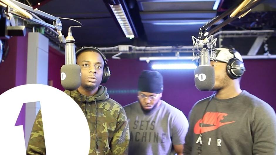 BRITHOPTV: [Video Set] SafOne (@SafOneStayFresh), Mayhem NODB (@Mayhem NODB ) Deadly (@DeadlyStayFresh) - DJ Logan Sama (@DJLoganSama) R1 Residency 247/03/ 17 [@1Xtra] #Birmingham | #Grime