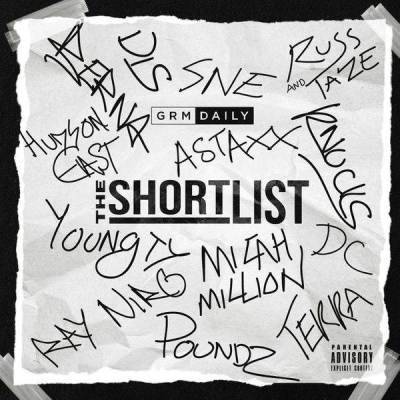 BRITHOPTV: [New Release]GRM Daily (@GRMDaily) Presents: - 'The Shortlist' Album OUT NOW! [Rel. 21/04/17]   |  #Grime #UKRap #UKHipHop