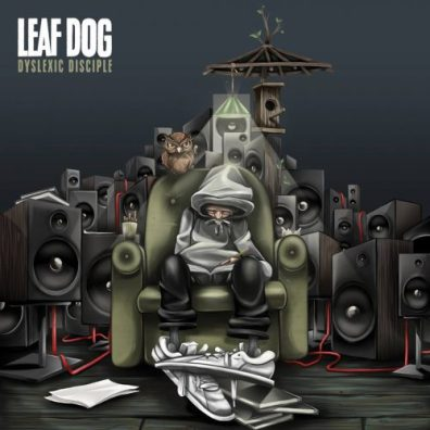 BRITHOPTV: [New Release] Leaf Dog (@MCLeafDog) - 'Dyslexic Disciple' Album OUT NOW! [Rel. 14/04/17] | #UKRap #UKHipHop