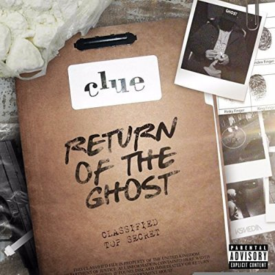 BRITHOPTV: [New Release] Clue (@ClueOfficial) - 'Return Of The Ghost' E.P. OUT NOW! [Rel. 10/05/17] | #UKRap #UKHipHop