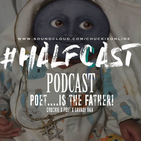 BRITHOPTV: [Podcast] ChuckieOnline (@ChuckieOnline) & Poet (@PoetsCornerUK) - #HALFCASTPODCAST: 'Poet...IS The Father!' | #Podcast #Fatherhood #HipHop