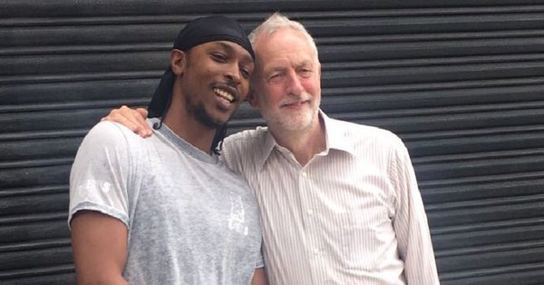 BRITHOPTV: [Discussion] Jme Talks To Labour Leader Jeremy Corbyn To Talk About The Importance Youth Turn Out In This Election | #Politics #YouthVote