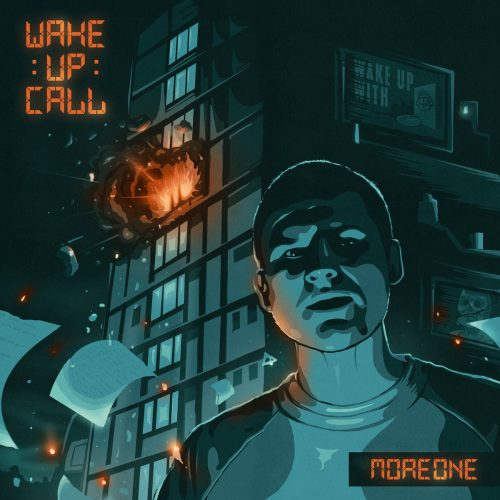 BRITHOPTV: [New Release] Moreone (@MoreoneMason) - 'Wake Up Call' E.P.  OUT NOW! [Rel. 07/04/17]  |  #UKRap #UKHipHop