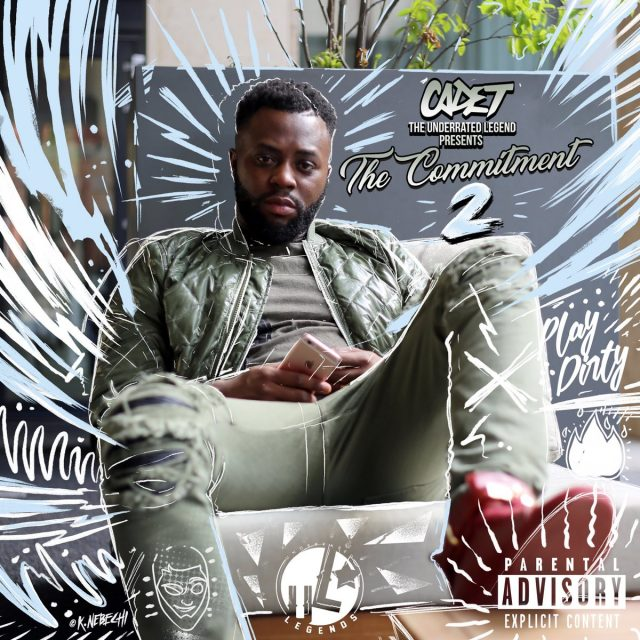 BRITHOPTV: [New Release] Cadet (@CallMeCadet) - 'The Commitment 2' E.P. OUT NOW! [Rel. 21/07/17] | #Grime #UKRap