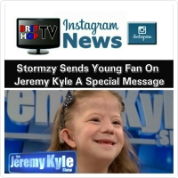 BRITHOPTV: [News] Stormzy (@Stormzy1) Sends Young Fan On Jeremy Kyle A Special Message | #Grime #News