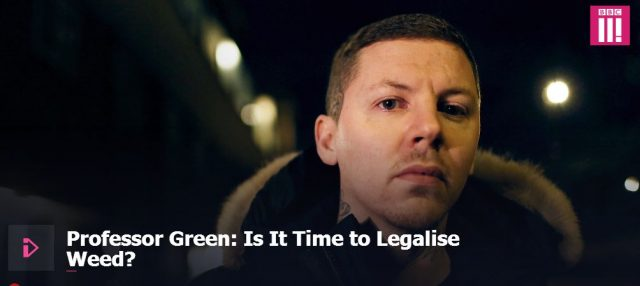 BRITHOPTV: [Documentary] Professor Green (@ProfessorGreen): Is It Time To Legalise Weed? [BBC Three] | #Drugs #Cannabis #Legalisation