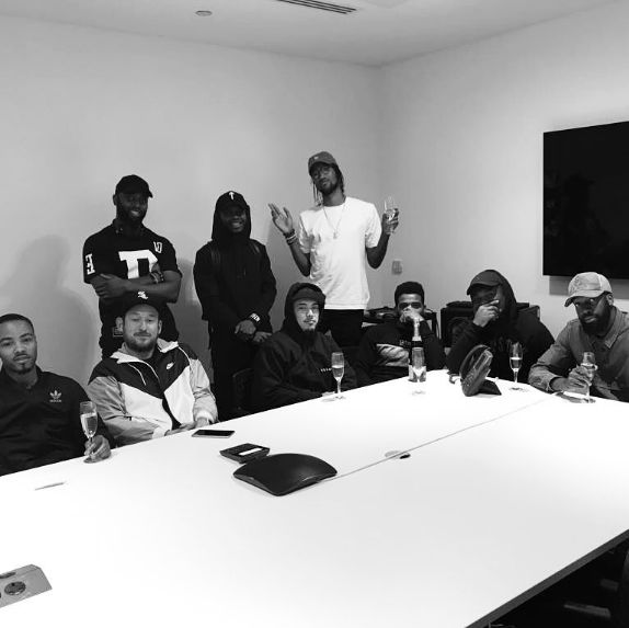 BRITHOPTV: [News] Vibbar Sign Deal With Sony Music | #UKRap #Grime #MusicNews