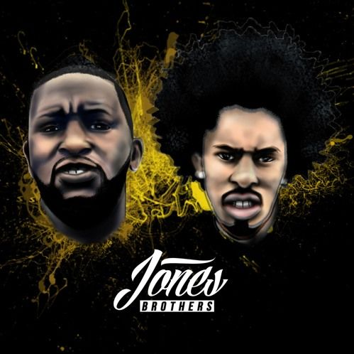BRITHOPTV: [New Release] Jones Brothers (@jokerstarr @anywaythagod) - 'Roughs With The Smooth' Album OUT NOW! [Rel. 29/08/17]  | #UKRap #UKHipHop