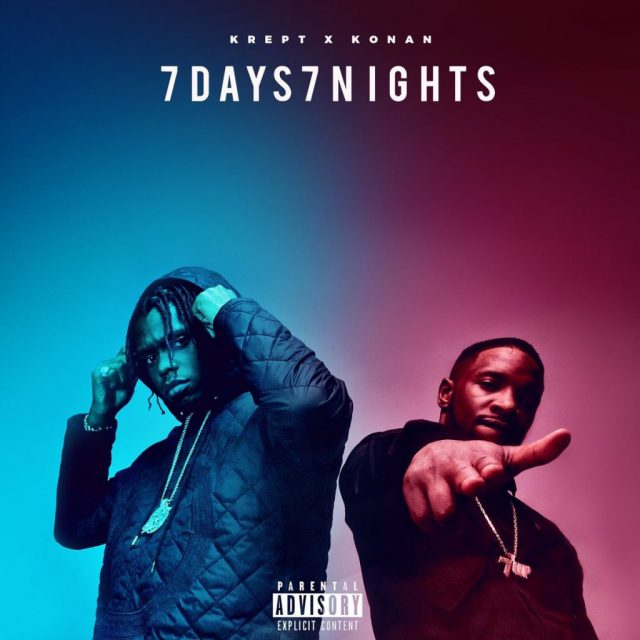 BRITHOPTV: [News] Krept And Konan Announce Double Mixtape '7 Days 7 Nights' #7D7N | #News #UKRap #UKHipHop