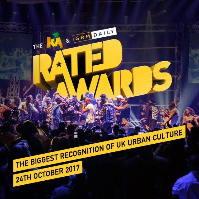 BRITHOPTV: [News] GRM Daily (@GRMDaily) &; KA Drinks (@KADrinks) Announce Date For Rated Awards 2017 | #Grime #UKRap #MusicNews