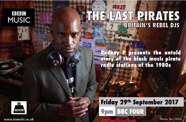 BRITHOPTV: [News/Event] Rodney P's (@RodneyP_UK) The Last Pirates: Britain's Rebel DJs Documentary To Air BBC Four | #BlackMusic #PirateRadio #TV