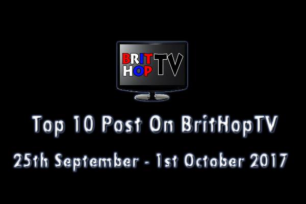 25th September - 1st October 2017