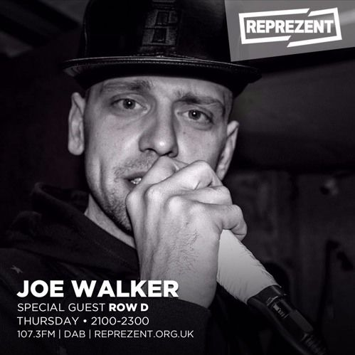 BRITHOPTV: [Radio Show] Joe Walker (@josephLwalker) Row D (@ItsRowD) Interview 28.09.17 [@ReprezentRadio] | #Grime