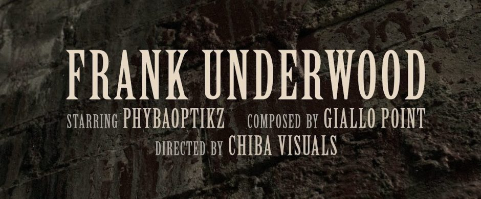 BRITHOPTV: [Music Video] PhybaOptikz (@PhybaCDVZ ) -Frank Underwood' (Prod. @GialloPoint) | #UKRap #UKHipHop