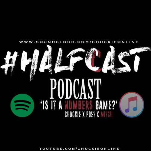 HalfcastPodcast Is a Numbers Game