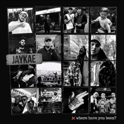 BRITHOPTV: [New Release] Jaykae (@Jaykae10) - 'Where Have You've Been?' E.P. OUT NOW! [Rel. 08/12/17] #Birmingham | #Grime